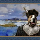 Central Asian Shepherd Dog Fine Art Canvas Print - The Russian Prince