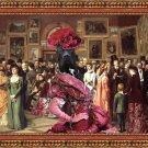 Dogo Canario Fine Art Canvas Print - A Private View