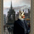 Great Dane Fine Art Canvas Print - The Gentleman at square