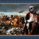 Newfoundland Fine Art Canvas Print - Napoleon said forward in victory