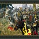 Rottweiler Fine Art Canvas Print - Win or die!