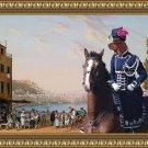 Epagneul Picard Fine Art Canvas Print - Mediterann provance