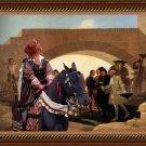 Hungarian Shorthaired Vizsla Fine Art Canvas Print - La Noce