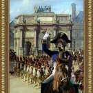 Pudelpointer Fine Art Canvas Print - Revuesousl'empire