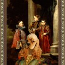 American Cocker Spaniel Fine Art Canvas Print - The Trustees of the National