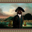 Barbet Fine Art Canvas Print - View of the Port
