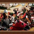 Chesapeake Bay Retriever Fine Art Canvas Print - Castle siege