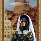 English Cocker Spaniel Fine Art Canvas Print - The Tower of Babel