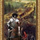 Wetterhoun Fine Art Canvas Print - The Suicide of Saul