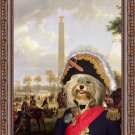 Havanese Fine Art Canvas Print - The arrival of Napoleon