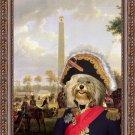 Havanese Fine Art Canvas Print - The arrival of Napoleon