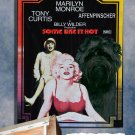 Affenpinscher Poster Canvas Print  -  Some Like It Hot
