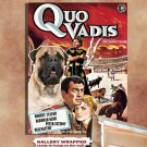 Bullmastiff Poster Canvas Print  -  Quo Vadis Movie Poster