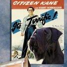 Giant Schnauzer Poster Canvas Print  -  Citizen Kane Movie Poster