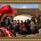 Poodle Fine Art Canvas Print - La Noce