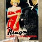 Newfoundland Poster Canvas Print  - Niagara Movie Poster