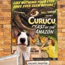 Bull Terrier Poster Canvas Print  -  Curucu Movie Poster
