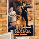 Cairn Terrier Poster Canvas Print  -  THE VAGABOND Movie Poster