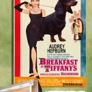 Dachshund Poster Canvas Print  -  Breakfast at Tiffany's
