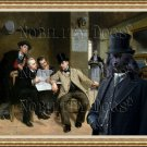 German Spitz Fine Art Canvas Print - The Latest News
