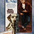 Dalmatian Canvas Print - Rebel Without a Cause Movie Poster
