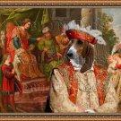 Basset Artésien Normand Fine Art Canvas Print - My King