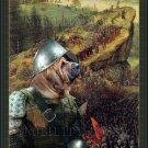 Bloodhound Fine Art Canvas Print - The Suicide of Saul