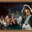 Chien d'Artois Fine Art Canvas Print - Napoleon's suite