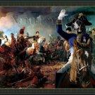 Grand Gascon Saintongeois Fine Art Canvas Print - Bataille d'Austerlit