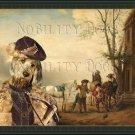Otterhound Fine Art Canvas Print - Hunters