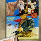Greyhound Art Poster Canvas Print - One Eyed Jacks Movie Poster