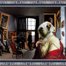 Sealyham Terrier Fine Art Canvas Print - The Artist room