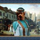 Yorkshire Terrier Fine Art Canvas Print - Bon Voyage