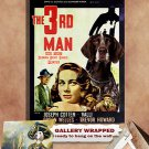 German Shorthaired Pointer Poster Canvas Print - The Third Man Movie Poster