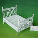 Iron Wire Crafts Bed
