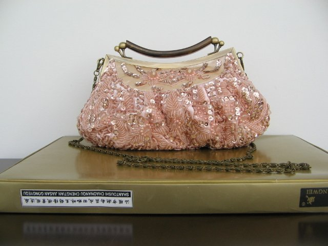 Beaded Embroidery purse -1