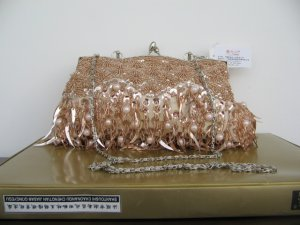 Beaded Embroidery purse -2