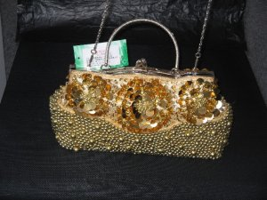 Beaded Embroidery purse -8