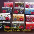 Beaded Embroidery small purse