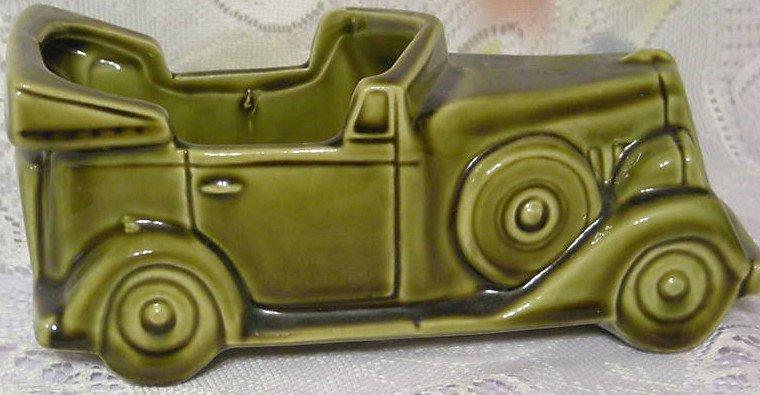McCoy Floraline Car Auto Planter (Father's Day!)