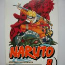 NARUTO VOL 8 SHONEN JUMP MANGA GRAPHIC NOVEL ANIME