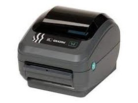 "Zebra GK420T TT/DT ""Desktop"" Label Printer w/ USB"