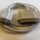 Cable, Datamax Printer, Serial, 9F/25M Pin Null Modem