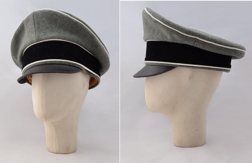 german wwii   ss&wh     visor