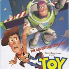 Movie Poster Original Japan Chirashi Mini Movie Poster - Toy Story