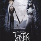 Movie Poster Original Japan Chirashi Mini Movie Poster - Corpse Bride