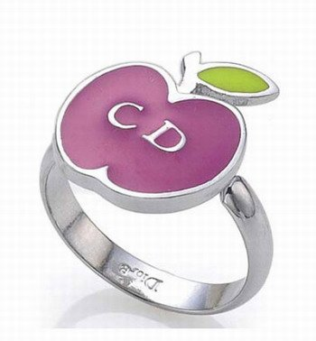 lovely apple ring