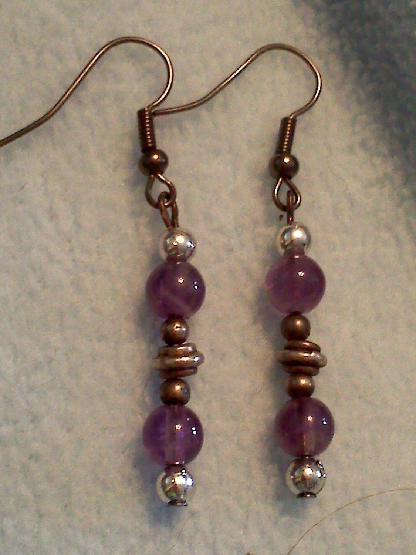 Purple catseye