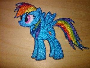 Rainbow Dash Patch
