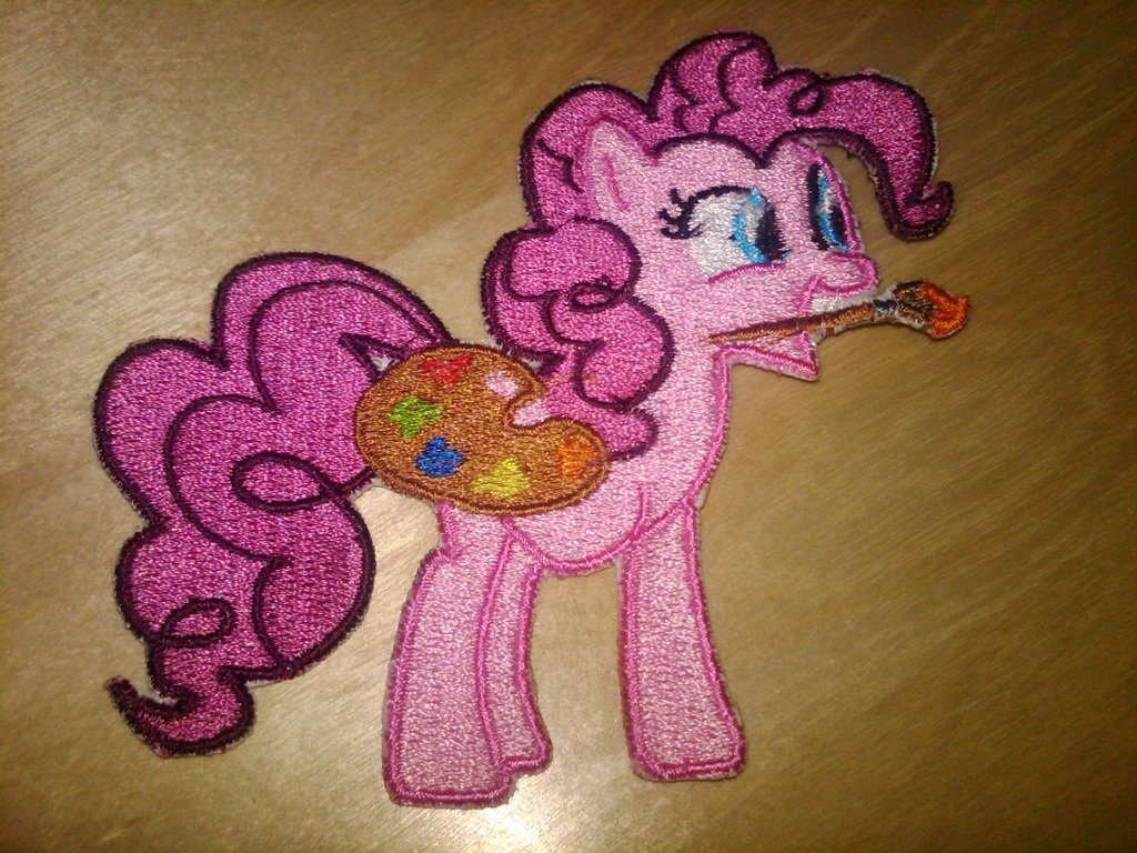 Artist Pinkie Patch